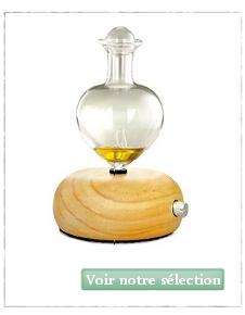 Diffuseur d'huile essentielle en verre