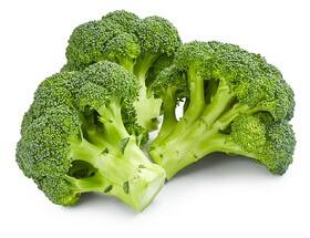 Huile végétale de brocoli