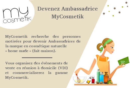 Recette cosm&eacute;tique, ingr&eacute;dients et cosm&eacute;tique maison.