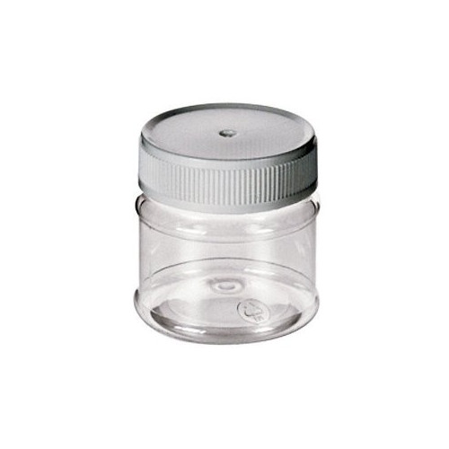 Pot transparent - 50 ml