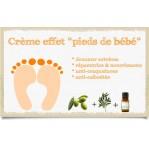 Crème pour adoucir les pieds