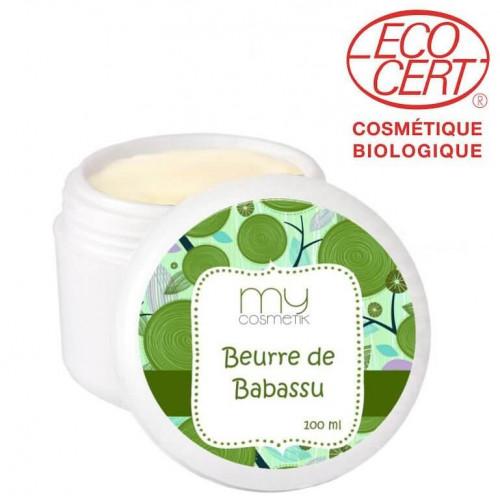 Beurre de Babassu BIO cosmétique