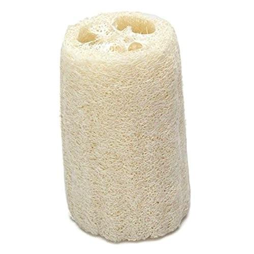 Loofah (luffa) exfoliant pour le corps - blanchi – 15 à 20 cm