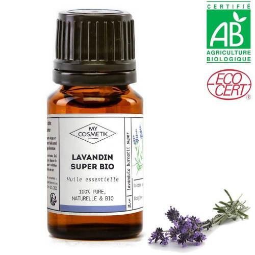 Huile essentielle de Lavandin super Haute Provence BIO (AB)