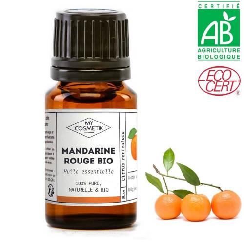 Huile essentielle de Mandarine Rouge BIO (AB)