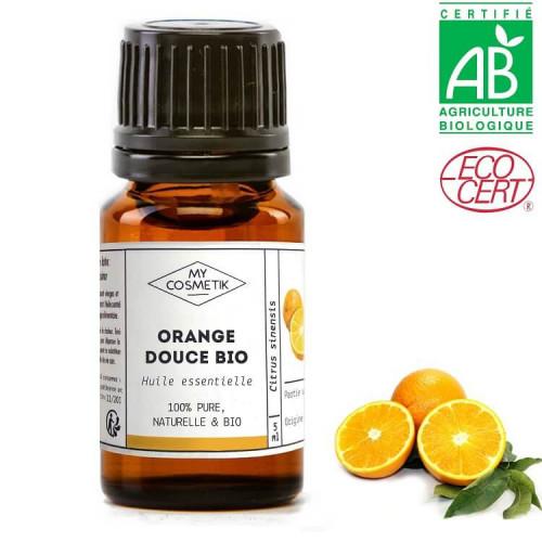 Huile essentielle d'Orange douce BIO (AB)