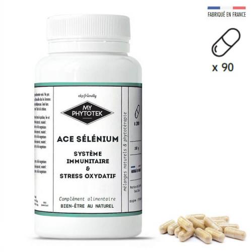Gélules ACE Sélénium