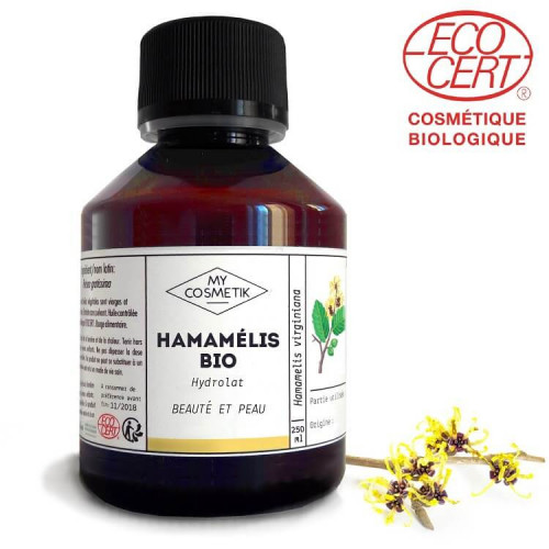 Hydrolat d'Hamamélis BIO