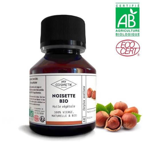 huile vegetale noisette