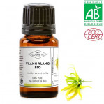 Huile essentielle d'Ylang Ylang BIO (complète)