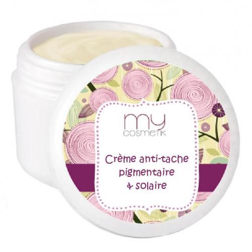 Crème de nuit anti-tache pigmentaire et solaire