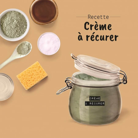Recette de crème à récurer, recette maison