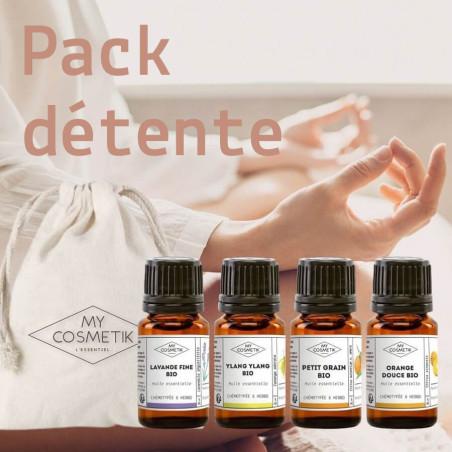 4 huiles essentielles anti stress et détente