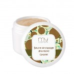 2 beurres de massage gourmands au Caramel (2 pots de 50ml)