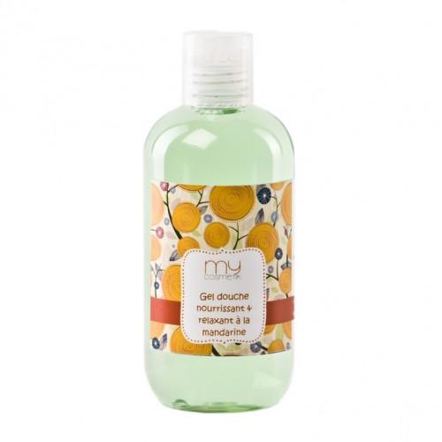 Gel douche nourrissant & relaxant à la Mandarine