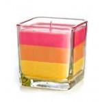Bougie relaxante « aromathérapique» & boisée