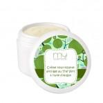 Crème nourrissante anti âge au Thé vert & acide hyaluronique