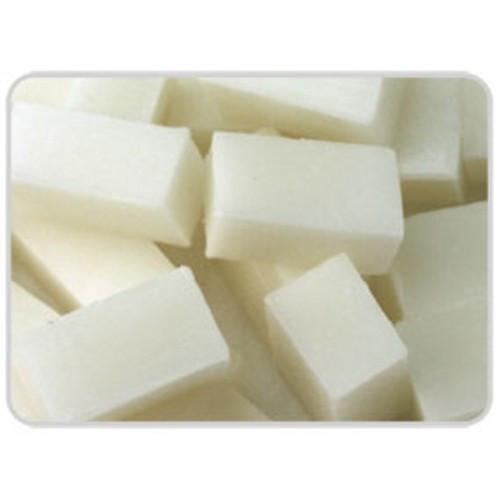 «Melt & Pour» blanc au beurre de karité