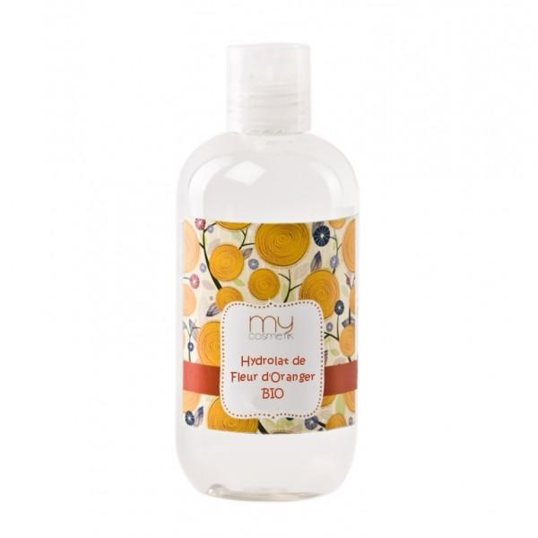 hydrolat de fleur d'oranger bio: idéal pour les peaux sensibles