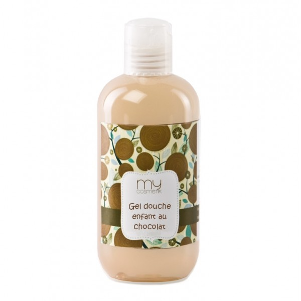 Exceptionnel Faire un gel douche maison pour les enfants: parfum chocolat WX31