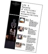 Les 4 modes d'utilisation des huiles essentielles