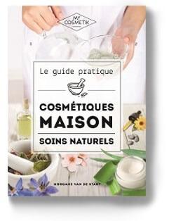 Notre livre de cosmétiques maison MyCosmetik