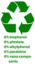 Flacon et pot sans bisphenol ni phtalate