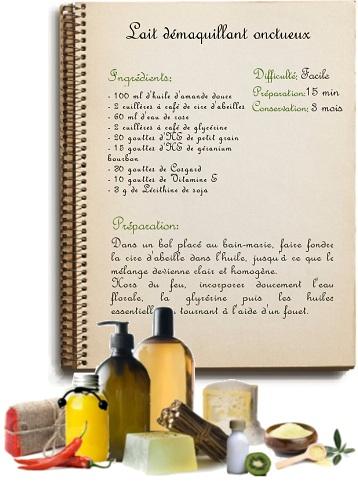 Mycosmetik vous propose plus de 100 recettes cosmétique.