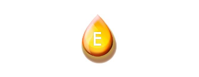 La vitamine E, l'un des plus puissant antioxydant pour la peau.