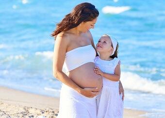 Les huiles essentielles pour les femmes enceintes durant la grossesse.