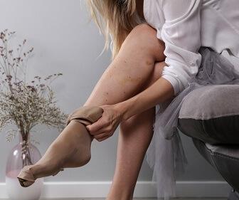 Huiles essentielles et remèdes naturels contre les jambes lourde